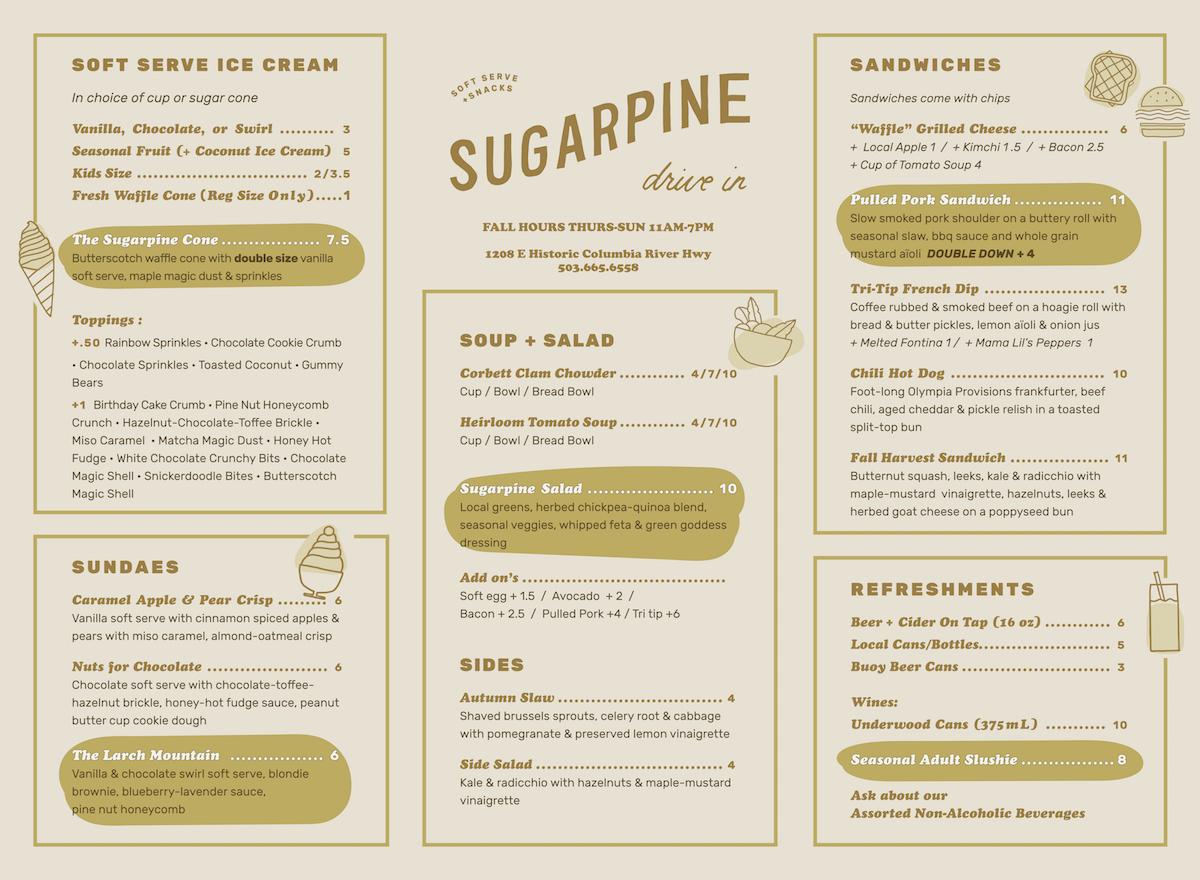 Sugarpine-Menu 9.25.18