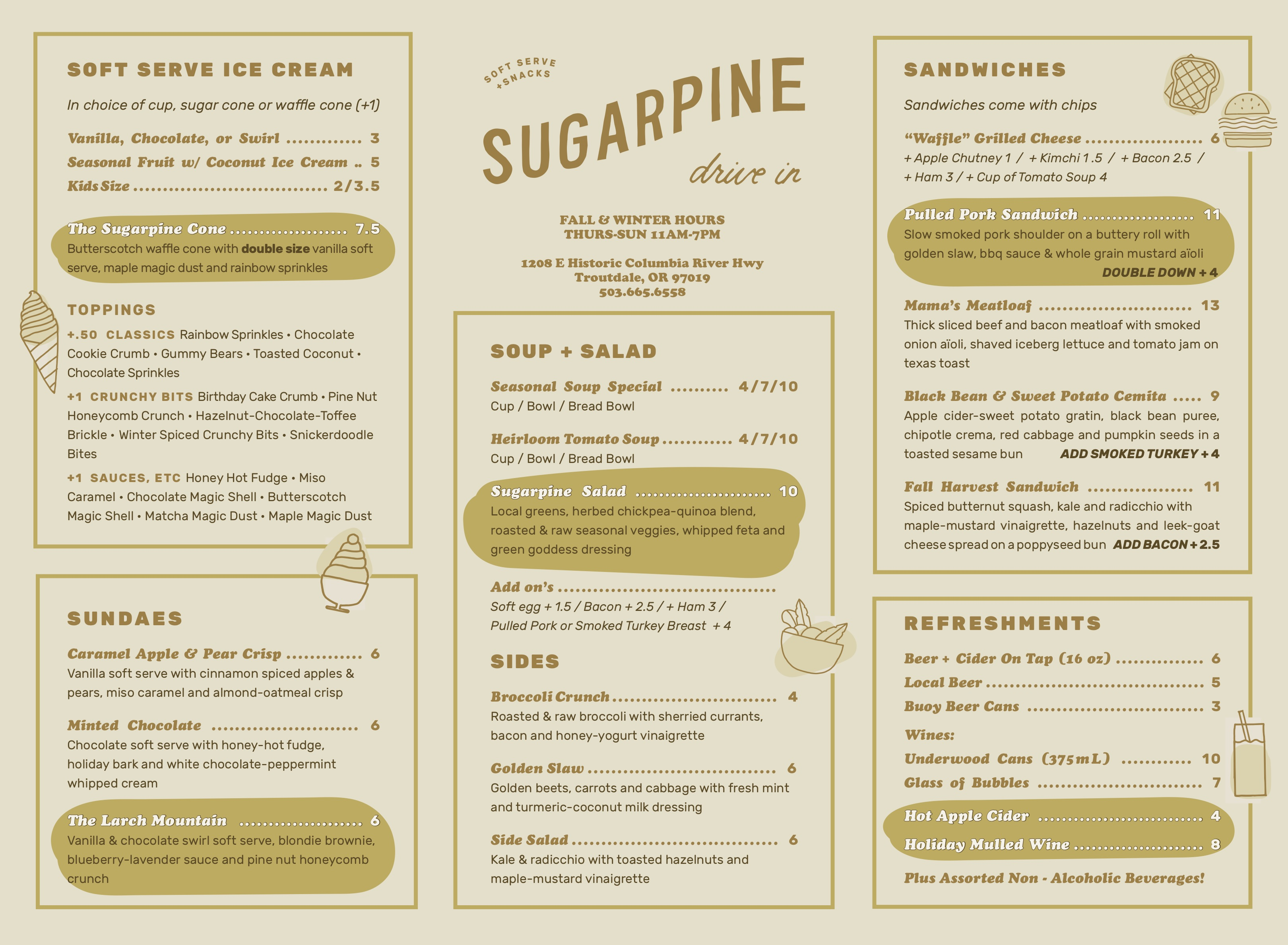 Sugarpine-Menu 11.28.18