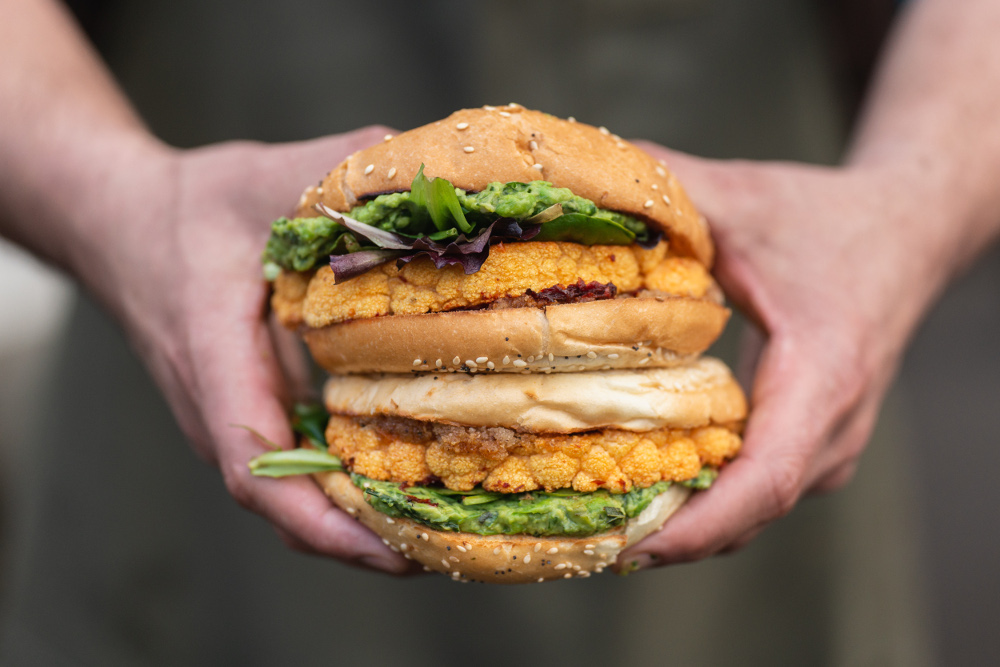 Caul of the Wild Sandwich