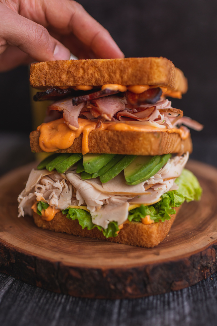Sugarpine Club Sandwich