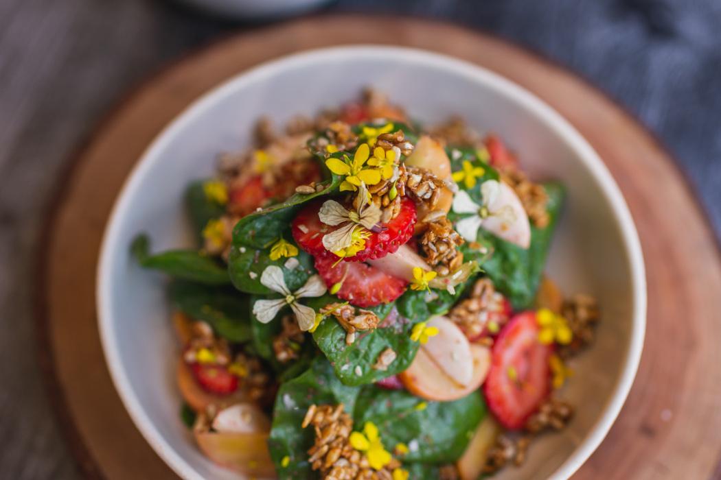Strawberry Salad Special