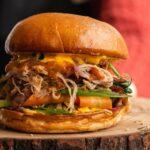 Kalua Pulled Pork Sandwich