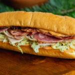 Muffaletta Sandwich Special
